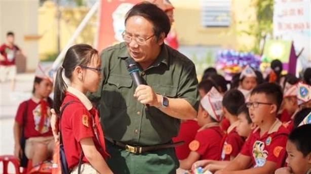 Giám đốc Sở GD-ĐT Nam Định nói về cuộc thi đặc biệt