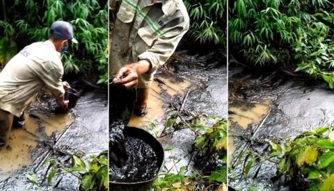 Nước sạch Sông Đà nhiễm dầu thải: Trách nhiệm doanh nghiệp
