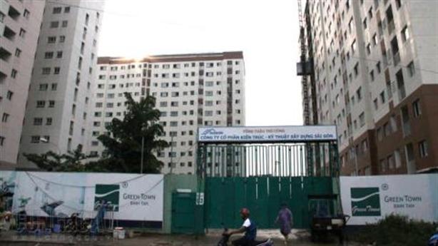 Sai phạm nối tiếp tại Green Town Bình Tân