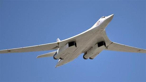 Tu-160 Nga bổ nhào xuống Châu Phi