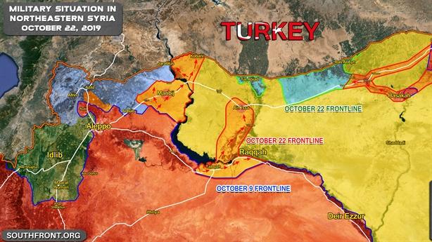 Cặp đôi Putin-Erdogan chốt hạ thỏa thuận Syria