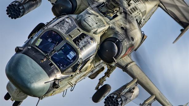 Trực thăng Nga trang bị radar mạnh ngang tiêm kích