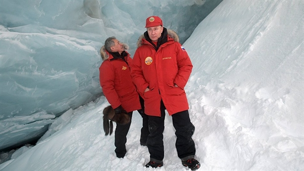 Tan băng giúp Nga thấy 6 đảo mới, mở rộng lãnh thổ