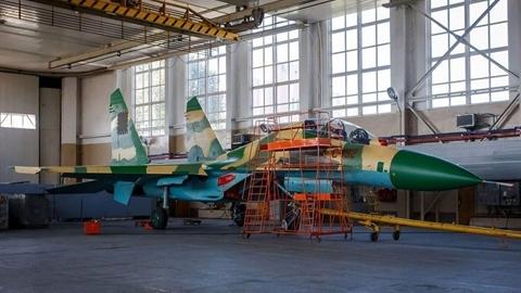 Nga sắp tháo dỡ 6 chiếc Su-30K, cơ hội mua giá rẻ?
