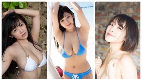 Mỹ nhân Nhật Bản gợi cảm triệu người mê