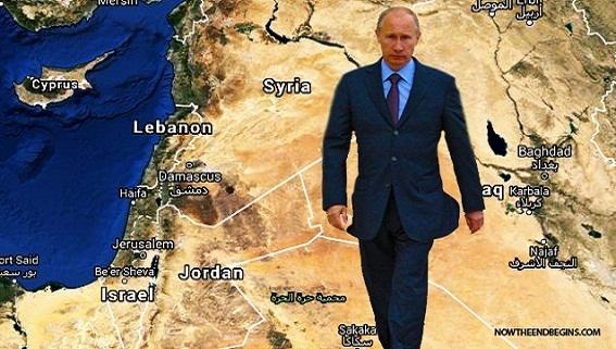Mỹ mất vai trò, Nga củng cố vị thế ở Trung Đông
