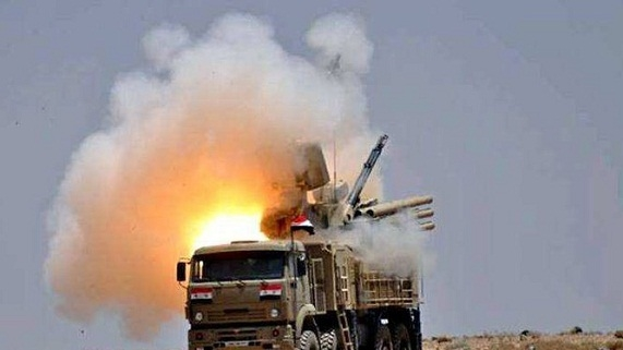 Thể hiện hoàn hảo tại Syria, Pantsir-S1 nhận đơn hàng tới tấp