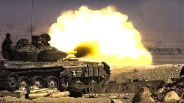 Phiến quân thân Thổ tấn công Quân đội Syria tại Bắc Hasakah