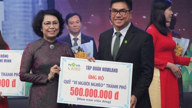 Novaland chung tay vì người nghèo–Không ai bị bỏ lại phía sau