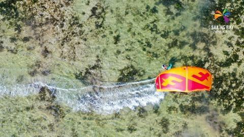 Biển Ninh Chữ chinh phục du khách mê trải nghiệm