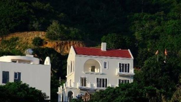 Biệt thự 'khủng' xây trái phép trên núi Nha Trang