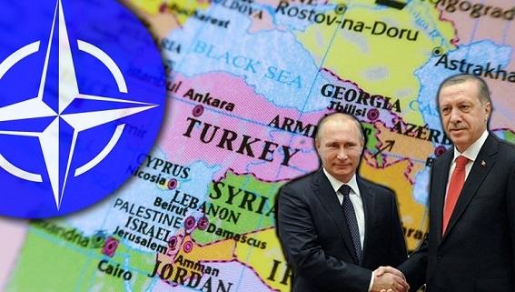 Mỹ: Thổ Nhĩ Kỳ chệch hướng, phải lái về quỹ đạo NATO!