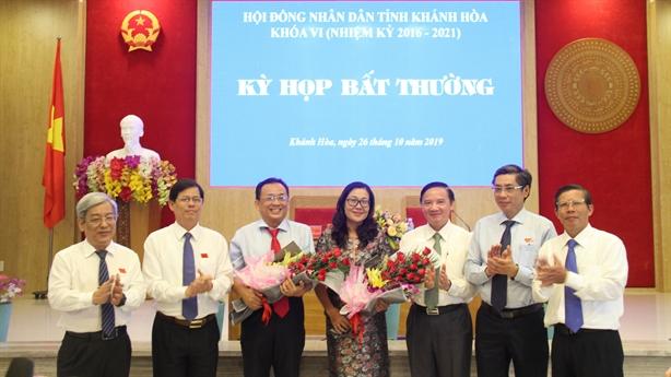 HĐND Khánh Hòa họp bất thường quyết chuyện nhân sự
