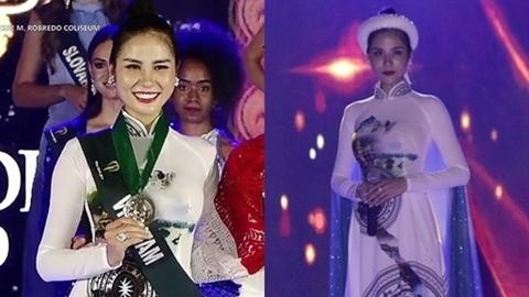 Trắng tay ở Hoa hậu Trái đất: Sai lầm chọn người?
