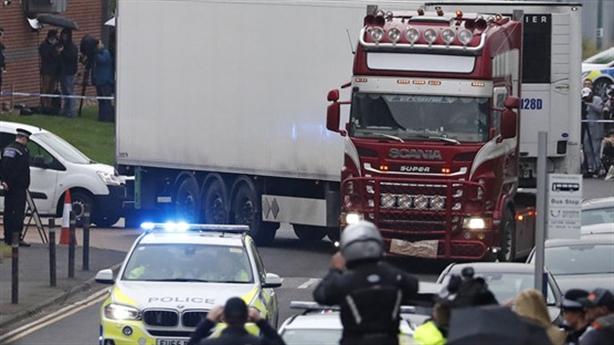 Vụ 39 người chết trong container: Chờ đợi thông tin
