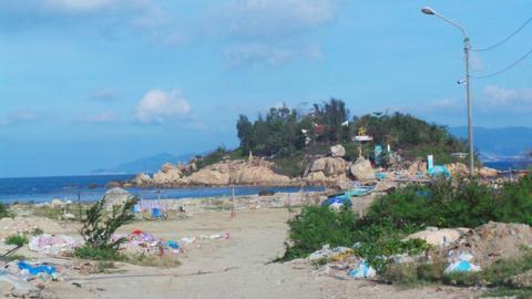 Khẩn trương thu hồi dự án lấp biển để làm công viên