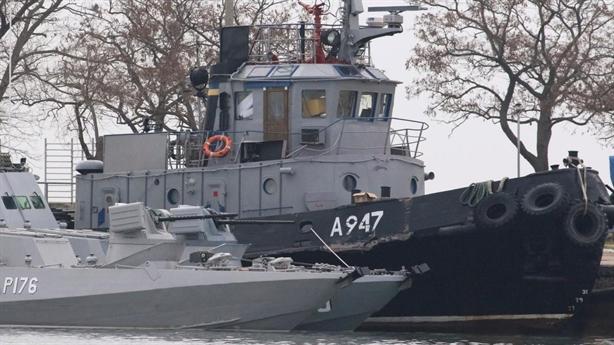 Sau đổi tù binh, Nga sắp trả tàu Hải quân cho Ukraine?