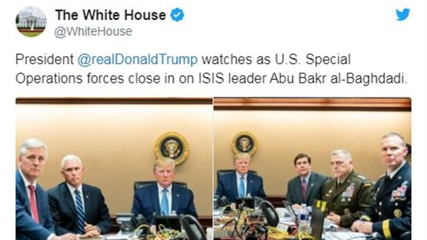 Thủ lĩnh IS ra đi, Mỹ cớ gì ở lại Syria?