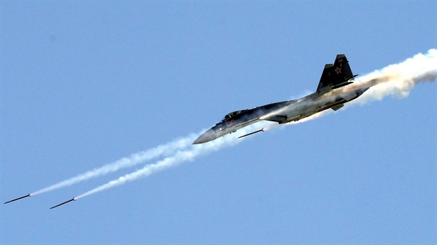 Nga phủ nhận sắp chuyển giao 36 chiếc Su-35 cho Thổ