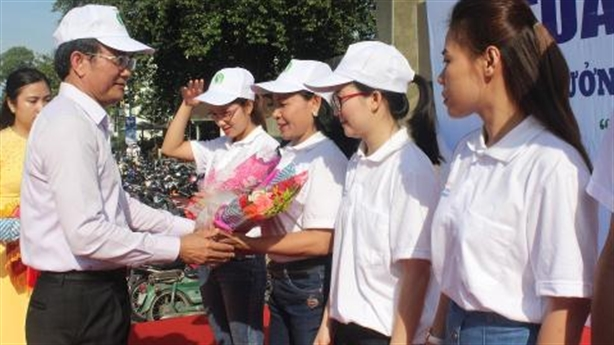 Thế hệ trẻ Đồng Nai chung tay bảo vệ môi trường