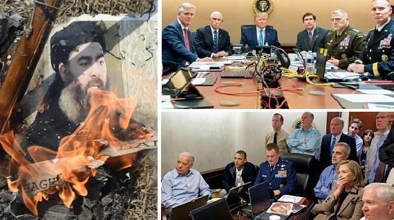 Nga có vai trò gì trong chiến dịch tiêu diệt al-Baghdadi?