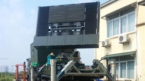 Việt Nam chế tạo thành công radar cảnh giới hiện đại