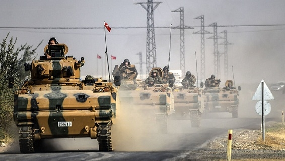 Thổ ra điều kiện đánh đố, Syria phải chiến đấu sống còn?