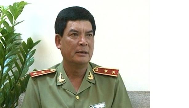 Kỷ luật Trung tướng Trình Văn Thống