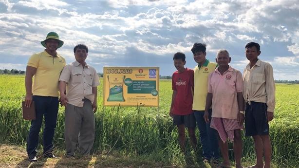 Đạm Cà Mau với ngành nông nghiệp Campuchia