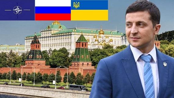 NATO cho Ukraine ăn bánh vẽ để lập tiền đồn chống Nga