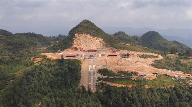 Dự án tâm linh Lũng Cú: Hà Giang nói đúng quy hoạch