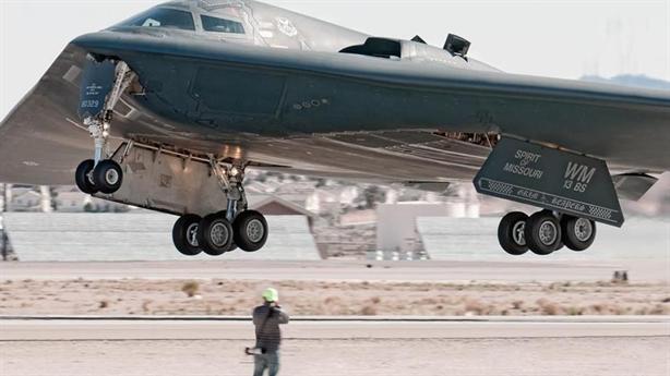 B-2 Spirit lấy lại lợi thế bằng gói nâng cấp cực mạnh