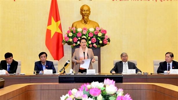 Chủ tịch Quốc hội gặp mặt 112 trí thức KH-CN tiêu biểu
