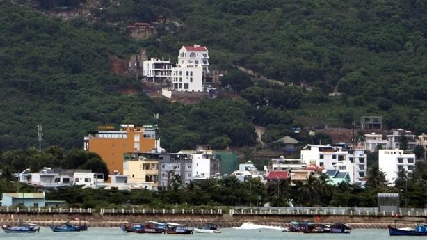 Lo ngại 82 dự án BĐS trên đồi núi Khánh Hòa