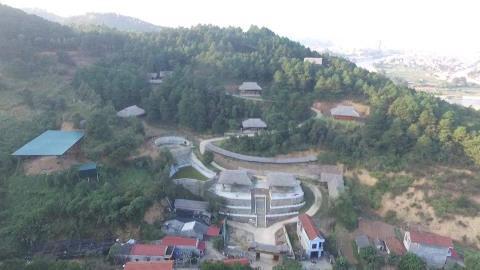 Nghi cả phim trường của người Trung Quốc ở Lạng Sơn?