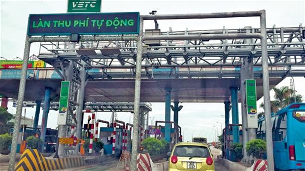 Đề nghị CSGT xử lý vi phạm tại trạm không dừng