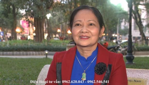 Hòa Hãn Linh và bằng chứng về giảm tiết mồ hôi