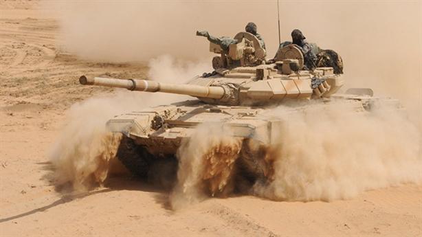 Nguyên nhân khiến nòng T-90 nổ tung khi bắn