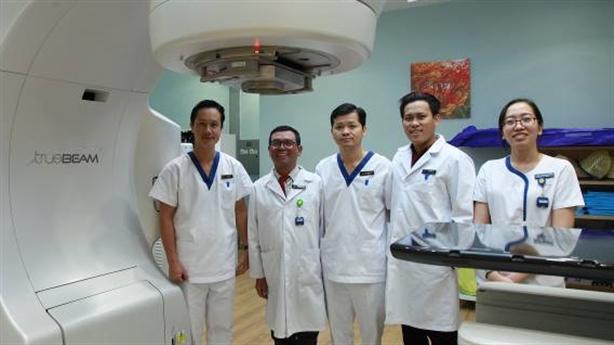 Vinmec-Icon Group hợp tác điều trị ung thư theo chuẩn quốc tế