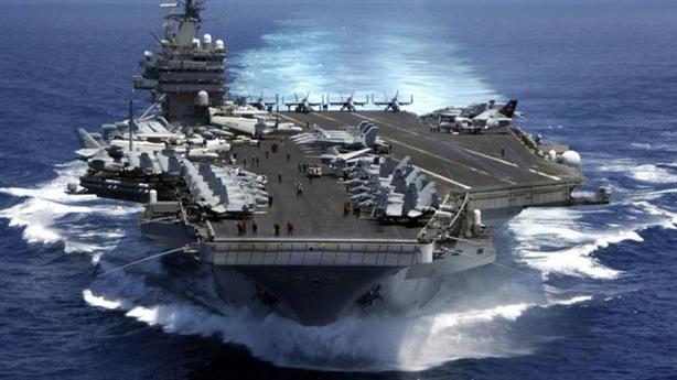 Mỹ phát triển tàu sân bay rẻ tiền