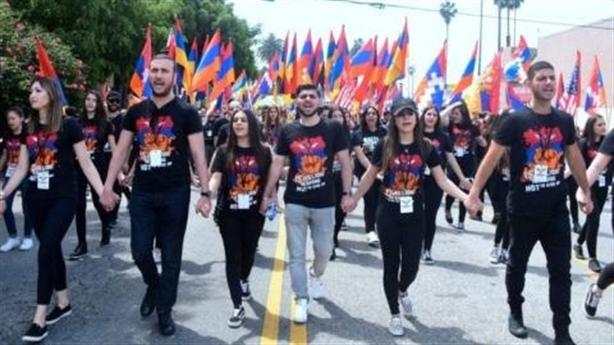 Công nhận Ottoman diệt chủng Armenia: Mỹ công phá sân sau Nga?