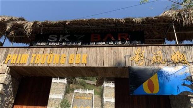 Nghi phim trường người Trung Quốc ở Lạng Sơn: Phủ nhận nóng