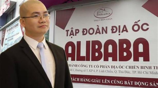 Alibaba gây náo loạn: Lời hứa dang dở của Nguyễn Thái Luyện