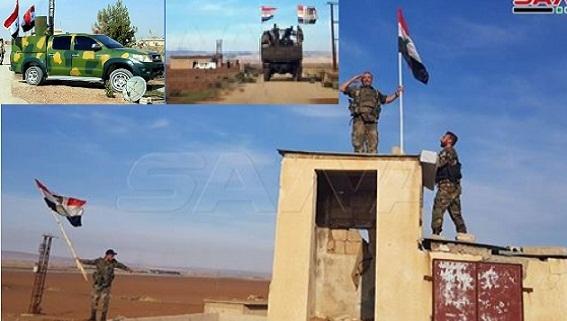 SAA chiếm mỏ dầu al-Hasakah: Quyết không trao tài nguyên cho Mỹ-Kurd