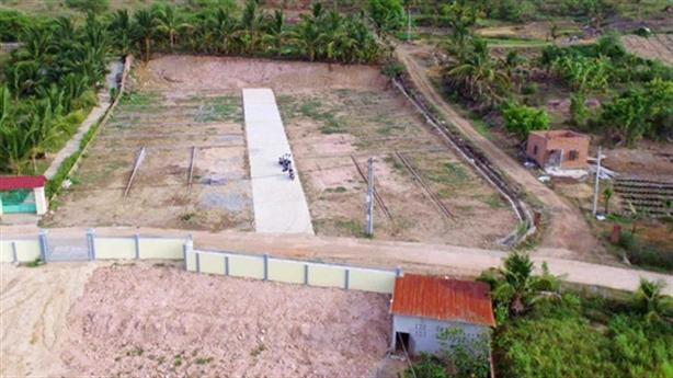 Công bố thêm 7 dự án ma tại Khánh hòa
