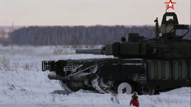 Nga tiếp nhận chiến tăng mạnh ngang T-90M
