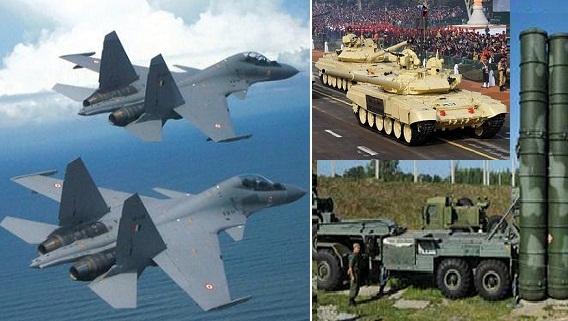 Ấn Độ thản nhiên mua vũ khí Nga, kệ trừng phạt Mỹ