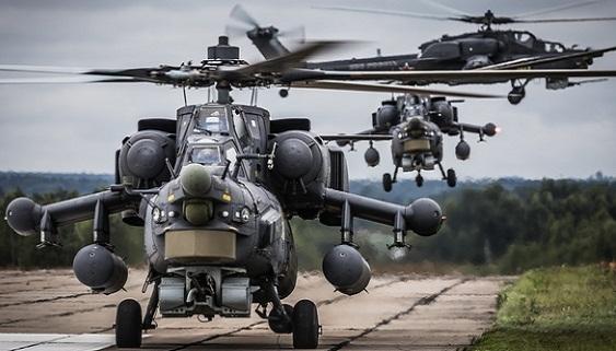 Mỹ chốt 6 điểm Deir ez-Zor, Nga đổ trực thăng xuống Tabqa