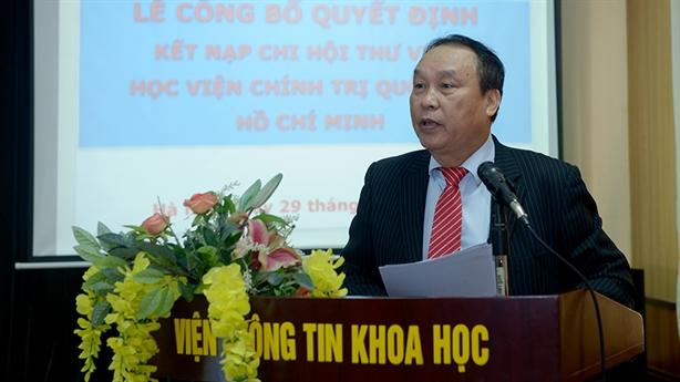 LHH Việt Nam phát huy thế mạnh của đội ngũ trí thức