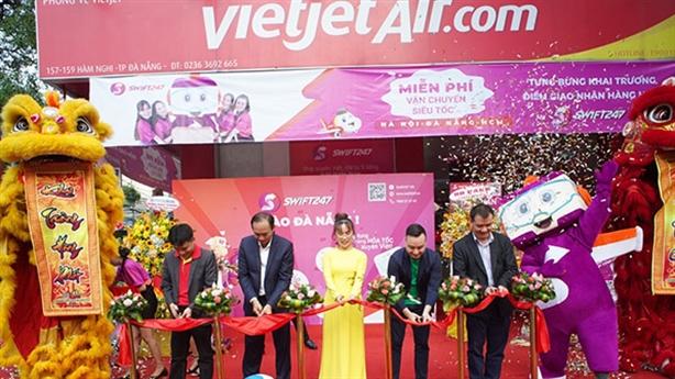 SWIFT247 miễn phí dịch vụ vận chuyển Đà Nẵng, TP.HCM, Hà Nội
